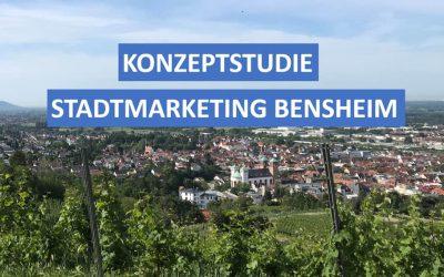 STUDIE 2019 : ZUKUNFTSPROJEKT LEBENDIGE INNENSTADT BENSHEIM