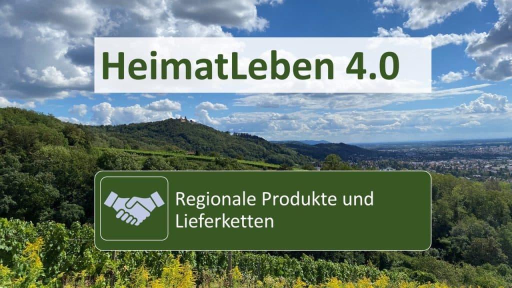 """HeimatLeben 4.0 Bergstraße-Odenwald – Start der Arbeitsgruppe """"Regionale Produkte und Lieferketten"""""""
