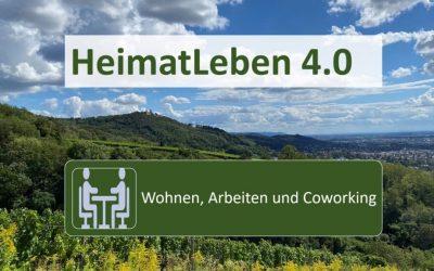 """HeimatLeben 4.0 Bergstraße-Odenwald – Start der Arbeitsgruppe """"Wohnen, Arbeiten und Coworking"""""""