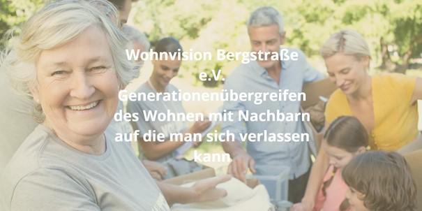 Modernes Wohnen: Webinar und Umfrage zur Wohnvision Bergstraße