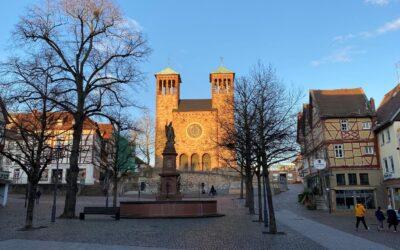 Der Bensheimer Weg befindet sich am Scheidepunkt